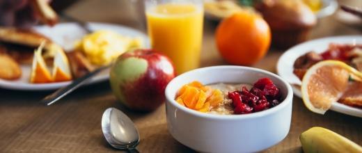 zajtrk